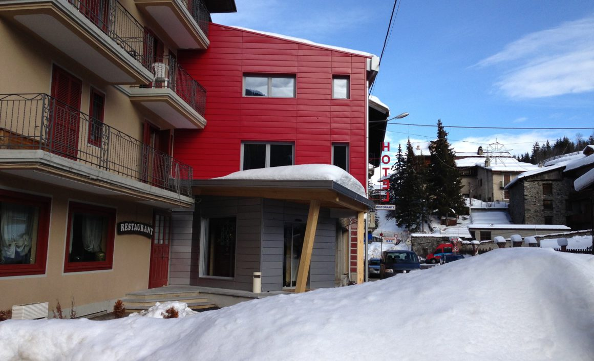 AMPLIAMENTO HOTEL